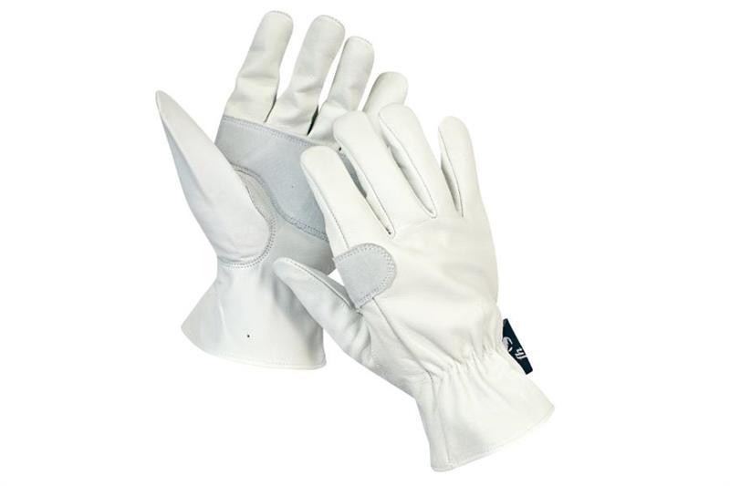 CRECCA celokožené pracovní rukavice