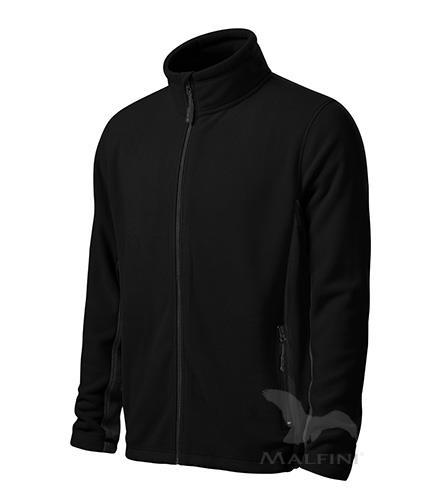 pánská fleece mikina 527 Frosty černá