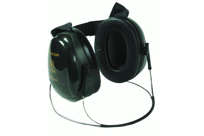 Peltor H520B mušlový chránič sluchu s krčním obloukem SNR 31dB