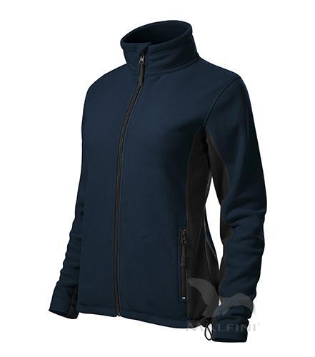 dámská fleece mikina 528 Frosty tm. modrá