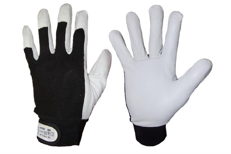 MONTÉR PLUS pracovní rukavice kombinované