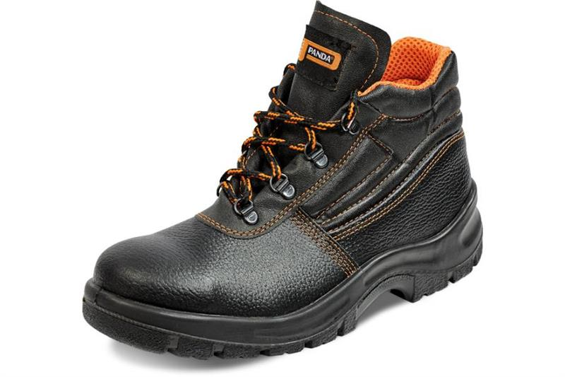 ERGON ALFA S1 bezpečnostní kotníková obuv