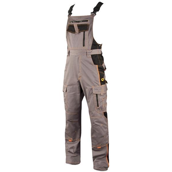 montérkové kalhoty s laclem Ardon Vision šedé