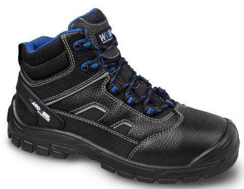 VM BRUSEL 2880-O1 kotníková pracovní obuv