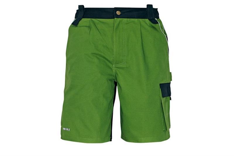 CERVA Stanmore montérkové kraťasy zelené