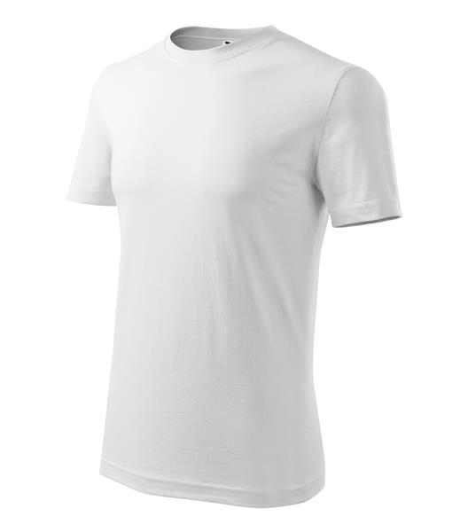 tričko Adler Classic160gr, bílé
