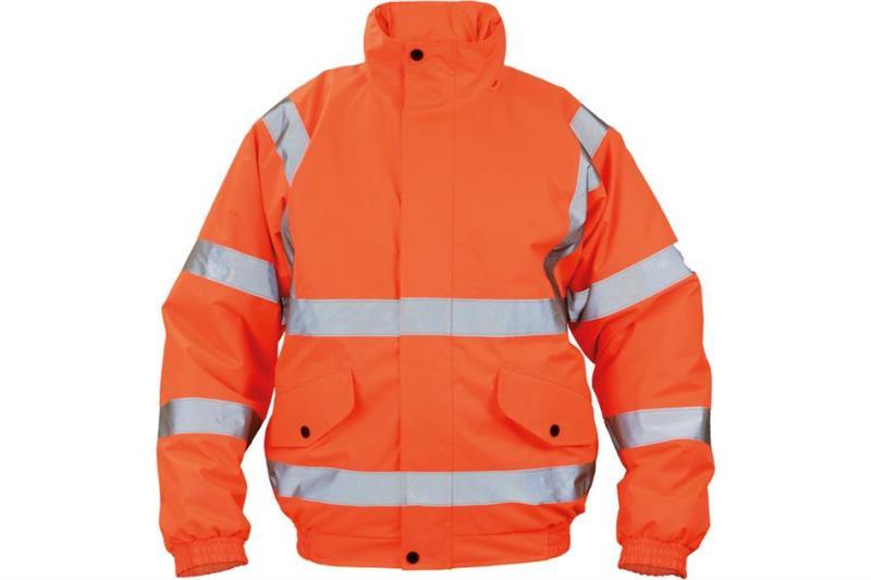 CERVA Cloton HV Pilot výstražná pracovní bunda