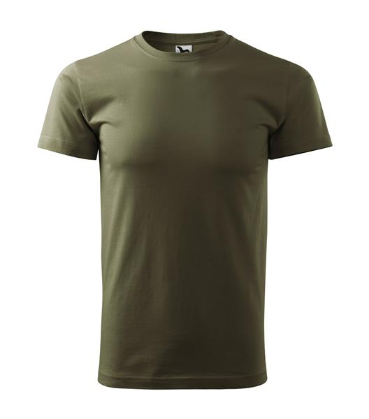 tričko barevné Adler Basic 160gr, kulatý výstřih - military
