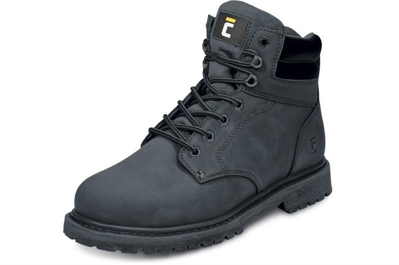 pracovní obuv kotníčková Farmářka - černá