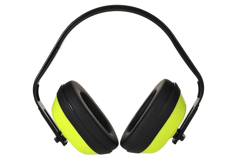 Portwest PS40 mušlové chrániče sluchu SNR 28dB