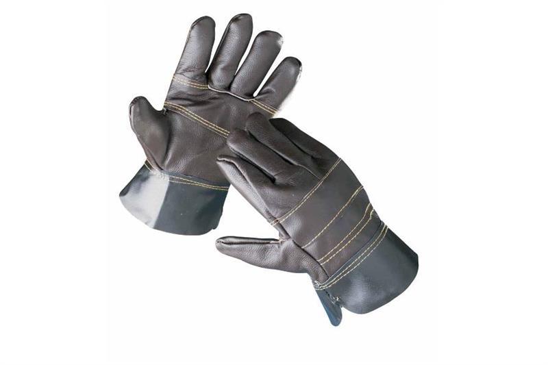 FRANCOLIN celokožené pracovní rukavice