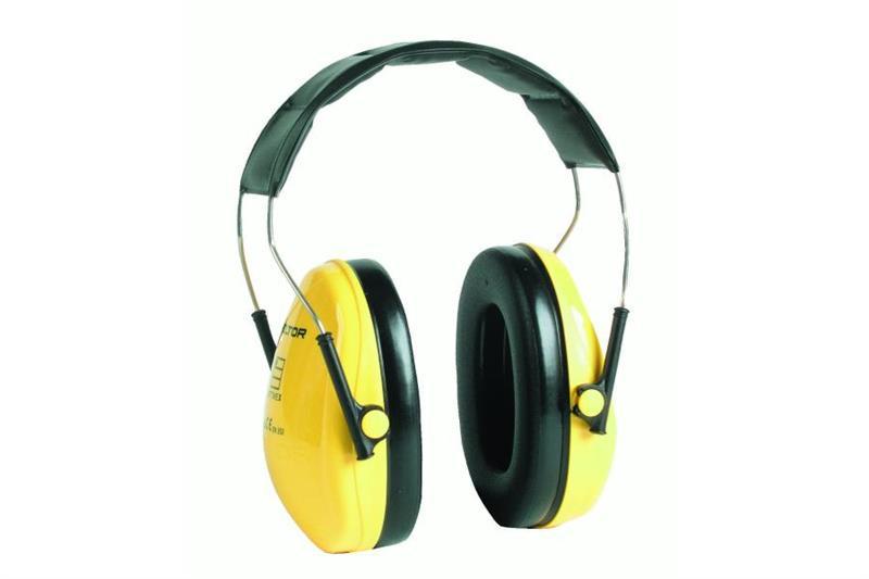 H510A mušlový chránič sluchu SNR 27dB