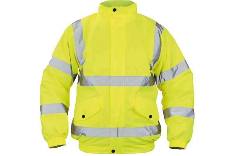 CERVA Cloton výstražná pracovní bunda