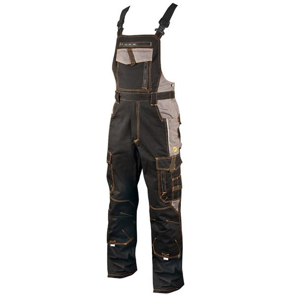 montérkové kalhoty s laclem Ardon Vision černé