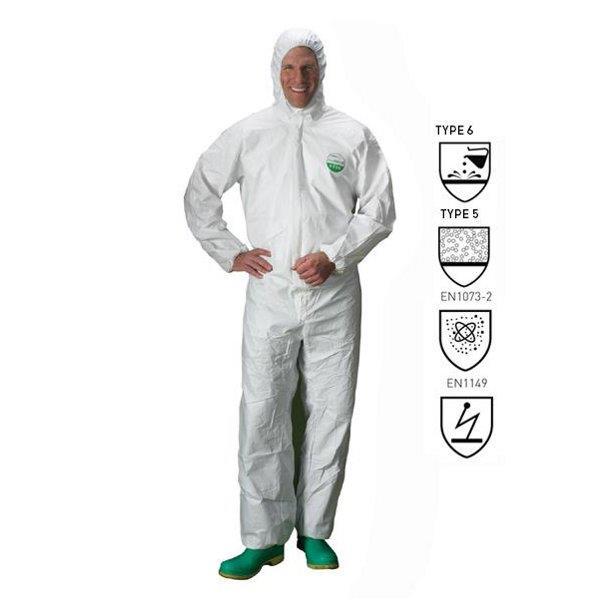 MicroMax - ochranná kombinéza