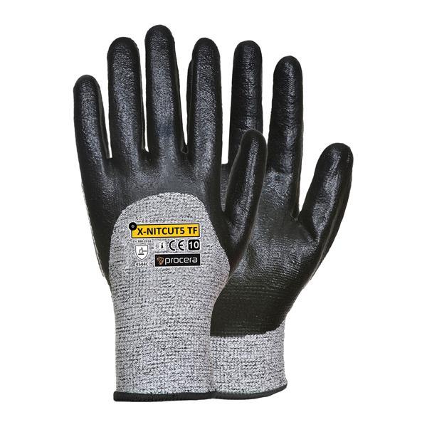 NITCUT5 protipořezové pracovní rukavice