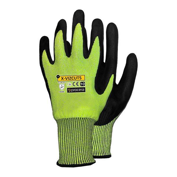 VIZCUT5 protipořezové pracovní rukavice