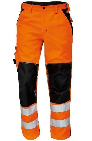 montérkové reflexní výstražné kalhoty Knoxfield