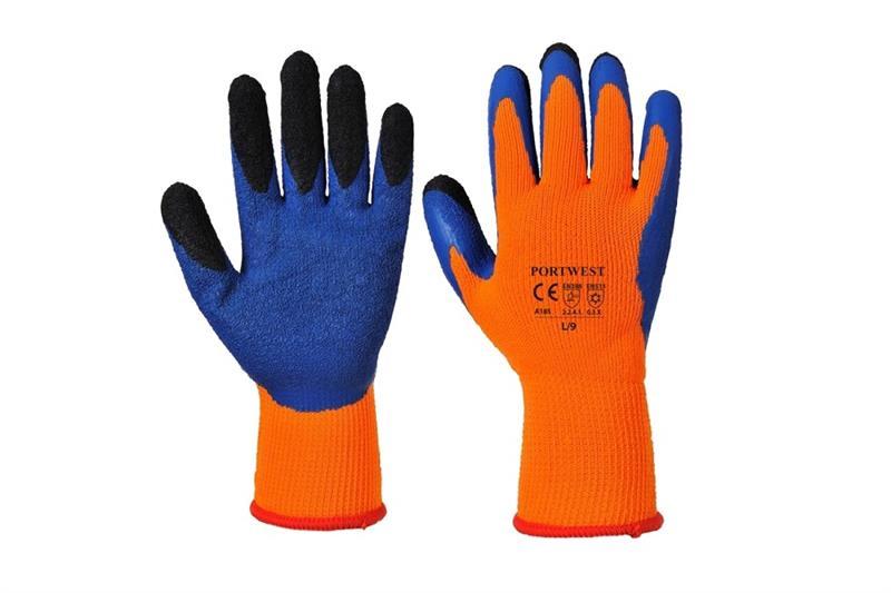 A185 rukavice pracovní Duo-Therm