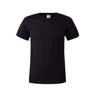 CERA levné triko pro potisk,150gr černé