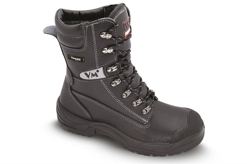 VM LONDON 2330-S3 CI poloholeňová bezpečnostní obuv