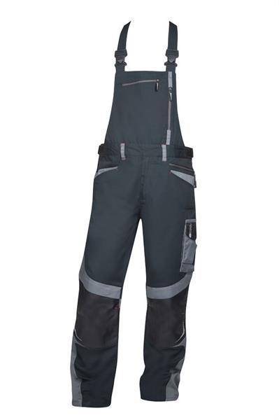 kalhoty s laclem R8ED černo/šedé