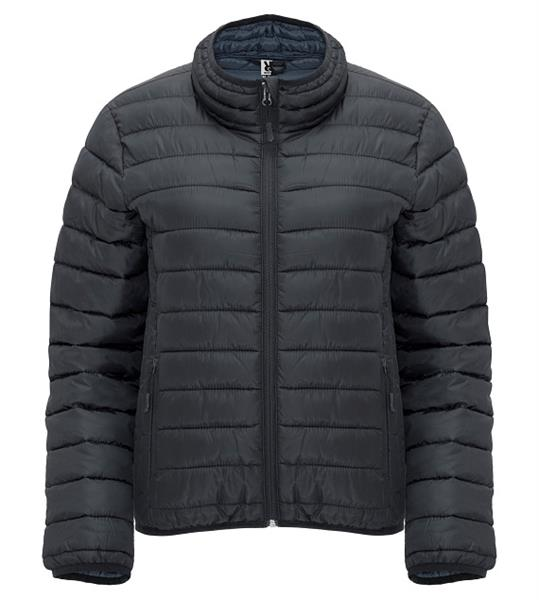 dámská zimní bunda Finland šedá
