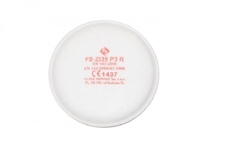 Kopie - Z125 P2 částicový filtr