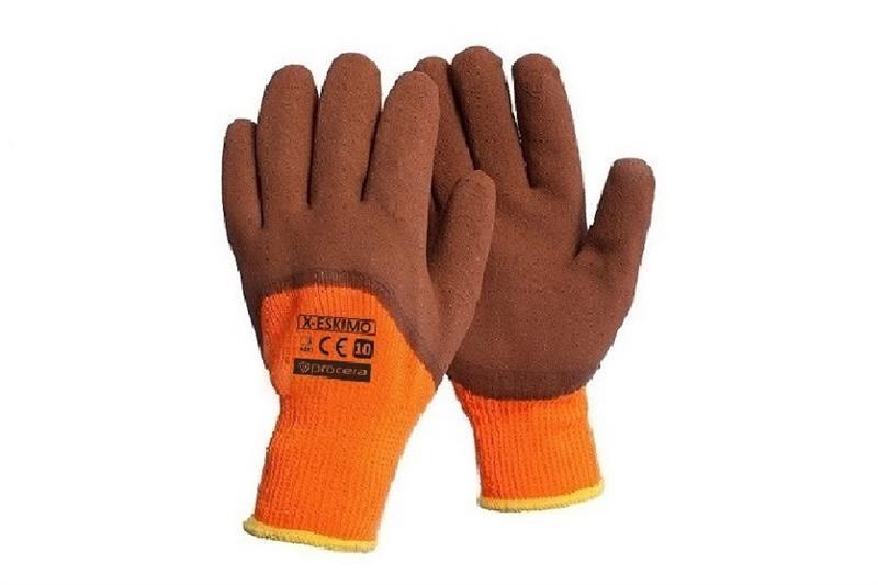 ESKIMO zimní pracovní rukavice