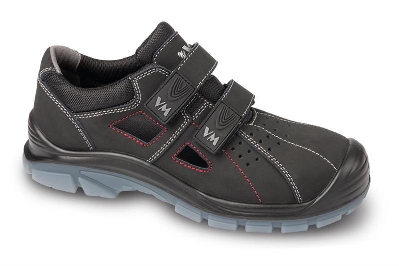 VM LINCOLN 5115-S1P bezpečnostní sandál NON METALIC