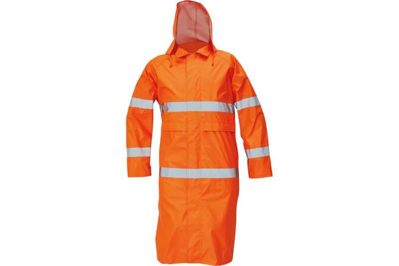 nepromokavý plášť Gordon oranžový