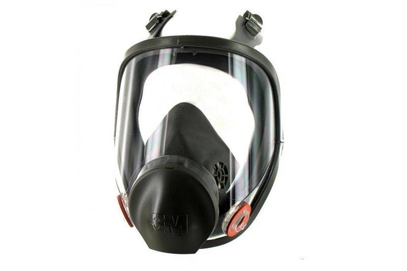 3M celoobličejová maska řady 6000
