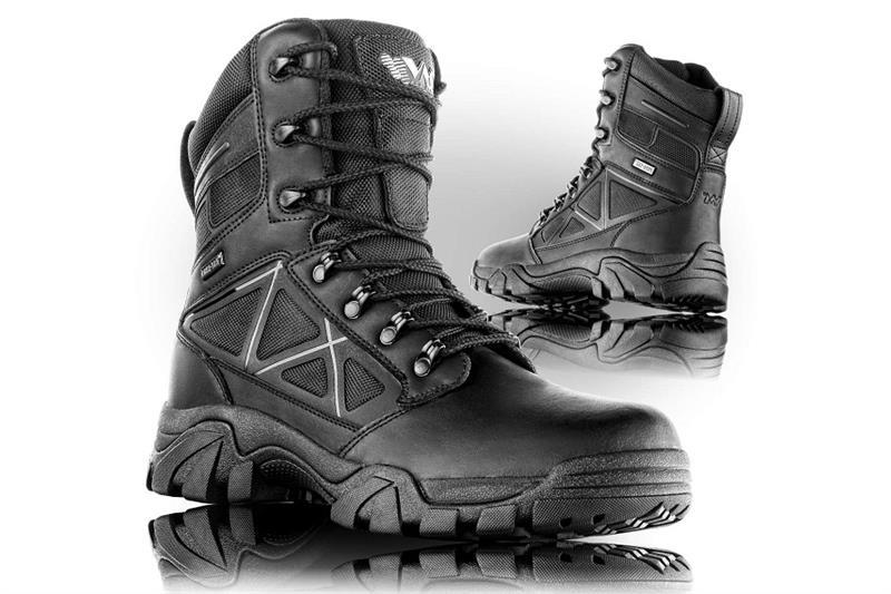 BLACKBURN 6580-O2 pracovní poloholeňová obuv