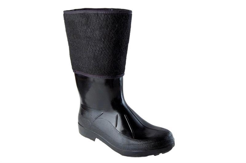 Gumofilcová pracovní obuv zimní