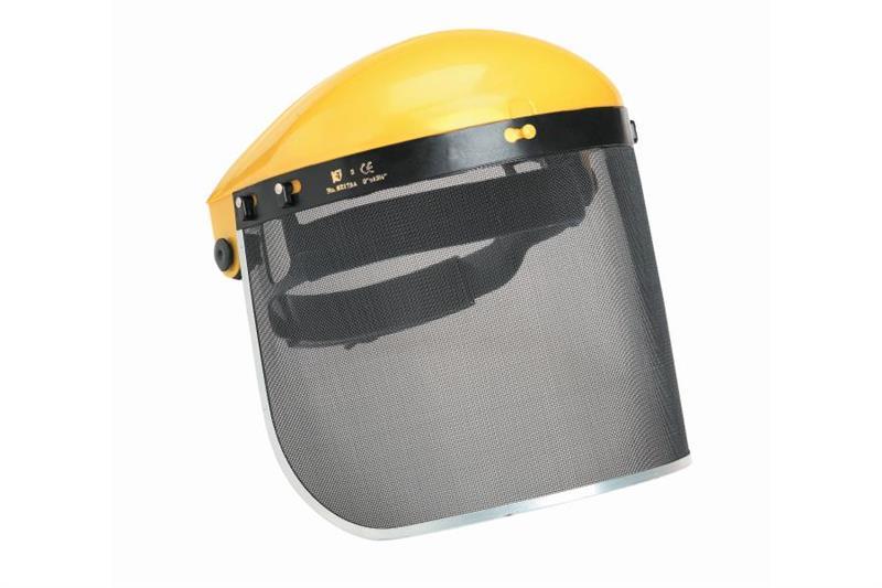 VISIGUARD ochranný štít s drátěným zorníkem
