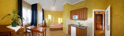 levné ubytování v Praze - apartmány