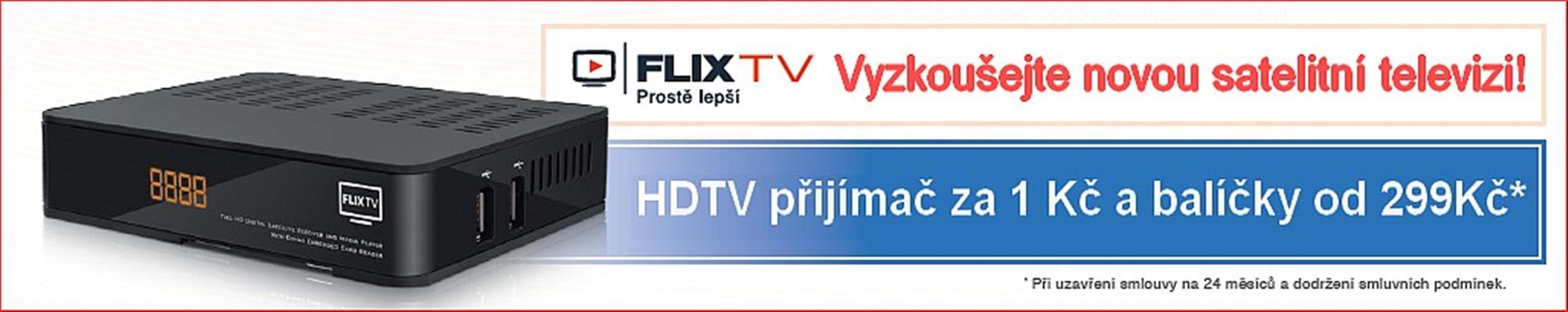 Flix TV v Olomouci