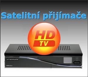 Satelitní přijímače HDTV