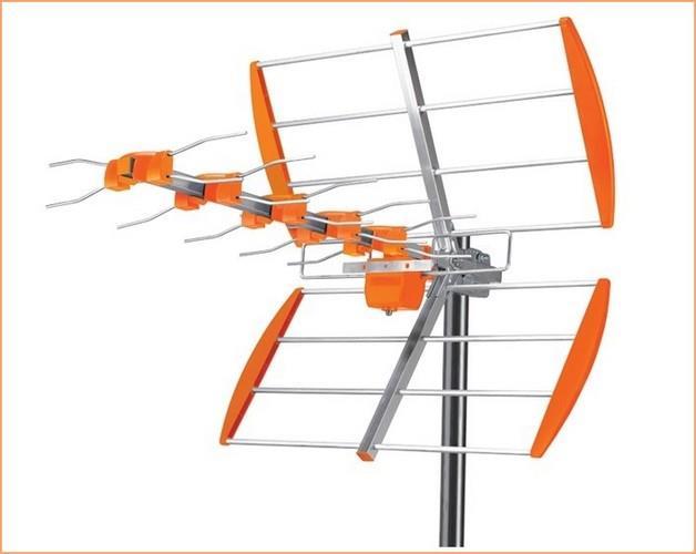 GoSat GSA-21, kanály 21-60, 10-12dB, LTE