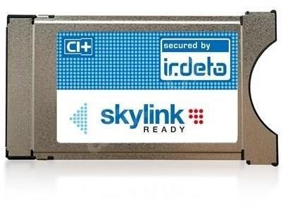 CA Irdeto Neotion MKII CI+ ver.1.3, Skylink Ready