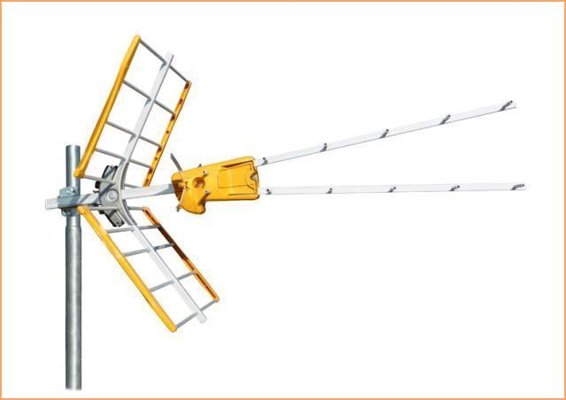 Televes V ZENIT, kanál 21-58/59/60, 15 dB, LTE