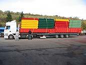 kontejnery Kladno