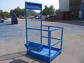 vyrobená montážní plošina