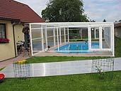 vyrábíme zastřešení bazénů