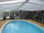 výroba zastřešení bazénů