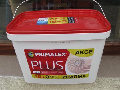 PRIMALEX PLUS 15+3kg zdarma
