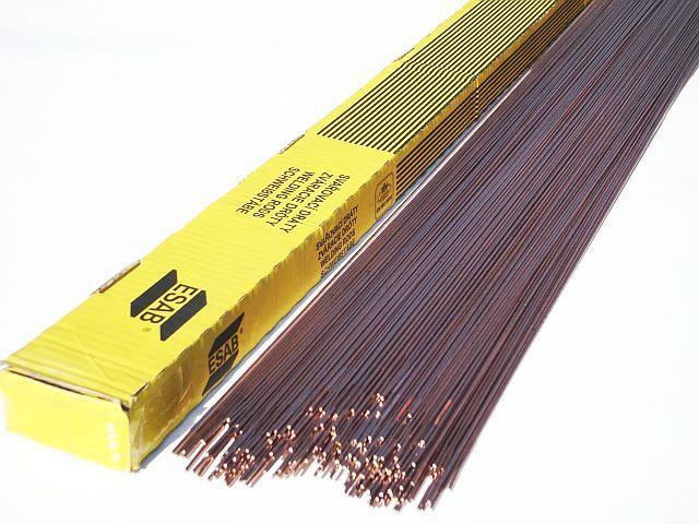ESAB OK Tigrod 12.60 2,4 x 1000 mm, 5 kg balení