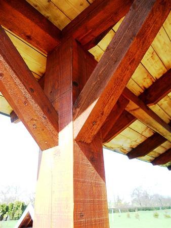Venkovní nátěr na dřevo