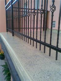 Renovace balkonu