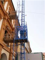 Půjčovna stavebních výtahů NOV 650D